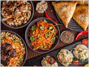 Taste of Eurasia